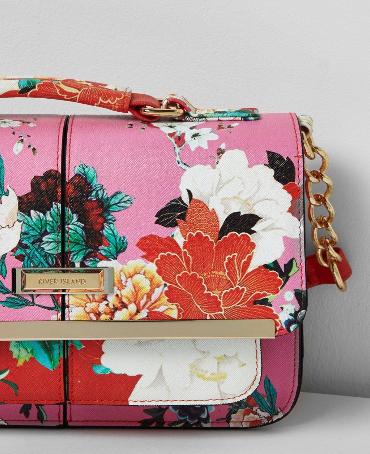 river-island-floral-bag