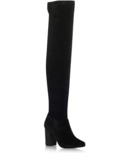 KG Velvet boots