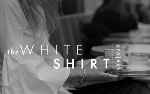 the white shirt project