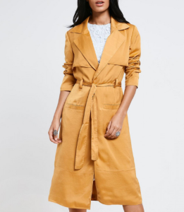brand attic duster coat
