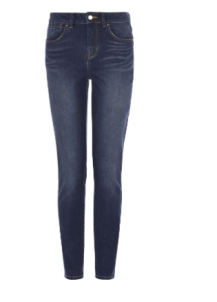km featured jeans