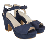 monsoon blue wedges