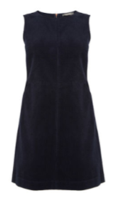 oasis denim shift dress