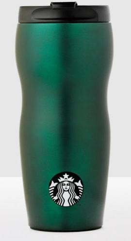 starbucks flask green