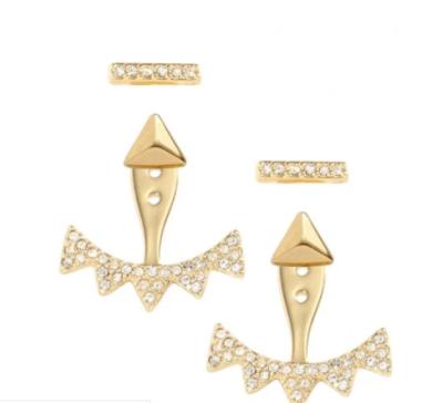 stelladot gold earjacket