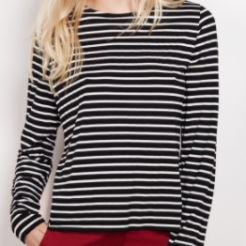 winser black stripe t