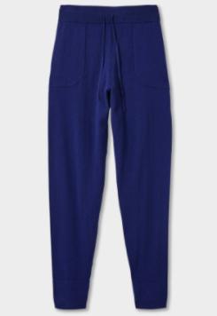 winser blue lounge pants