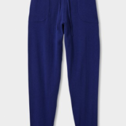 winser blue lounge pants