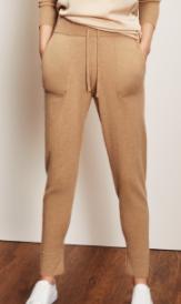 winser camel lounge pants