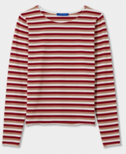 winser red stripe t