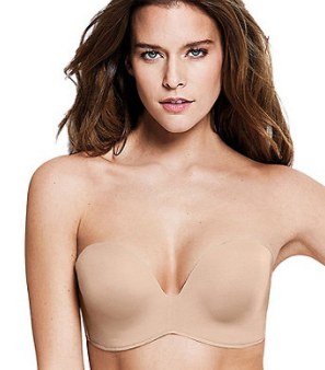 wonder bra nude
