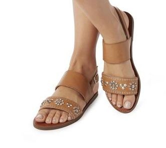 dune brown sandals flat.PNG