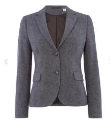 gant grey blazer