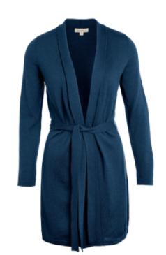 kettlewell cardigan morrocan blue