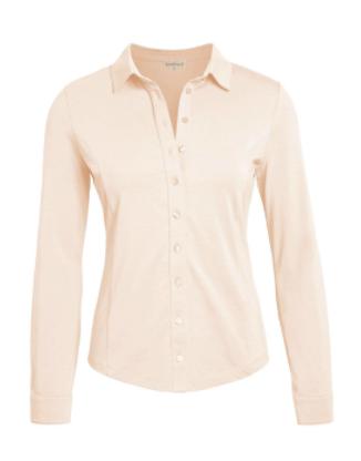 kw pink shirt