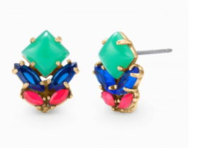 stella dot colourful stud