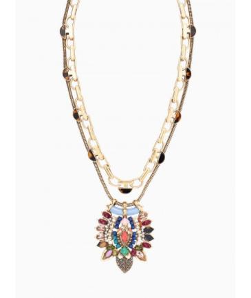 stelladot holiday statement necklace