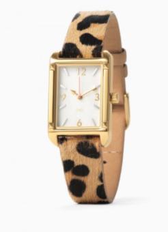 stelladot leopard watch