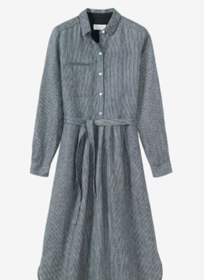 toast shirt dress