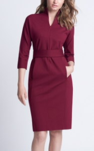winser belted dress