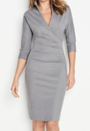 winser miracle dress grey