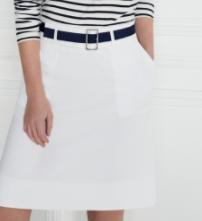 winser white skirt
