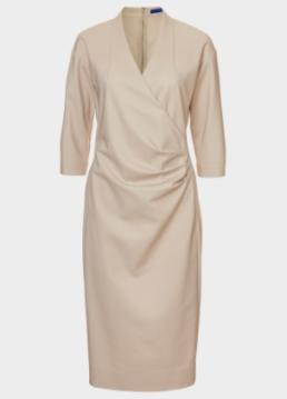 winser wrap dress