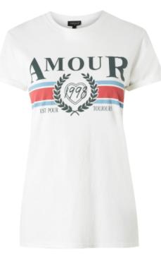amour slogan T