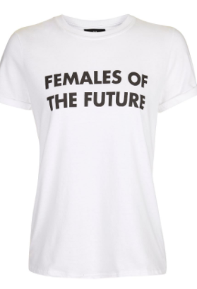 females of the future Tee