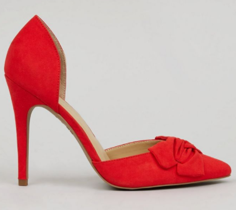 new look red bow courts