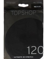 topshop tights black