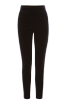 velvet km trousers