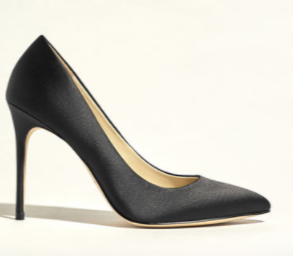 km satin black courts