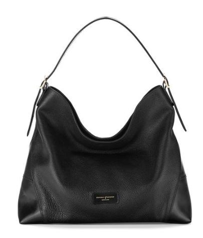 aspinal hobo bag black