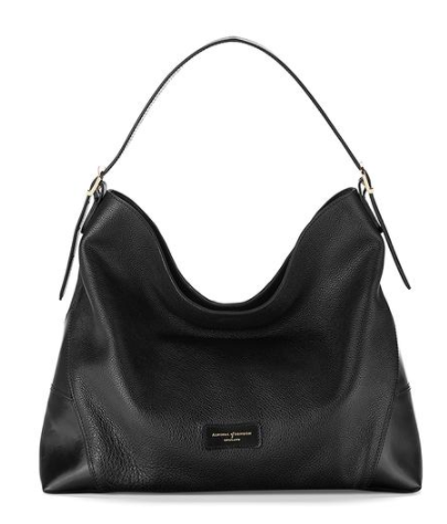 aspinal hobo bag black
