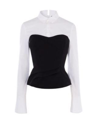 km corset shirt