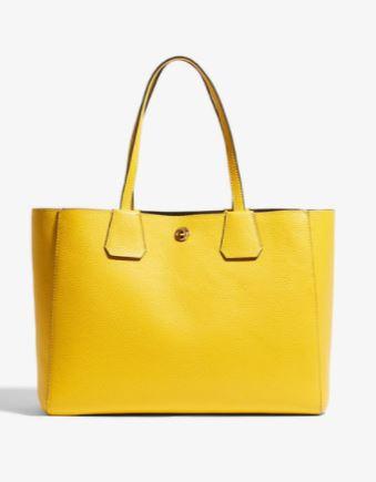 km yellow bag