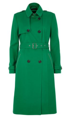 green risland trench coat pic