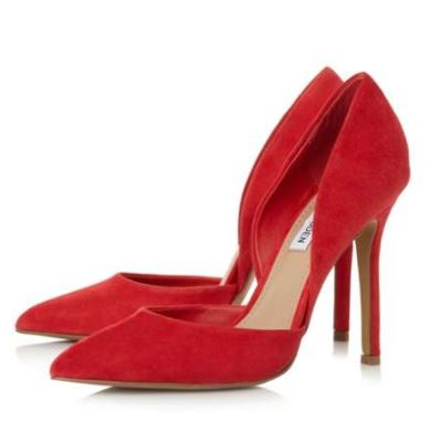 steve madden red courts