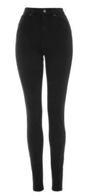 black jaimie jeans