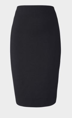 black miracle skirt