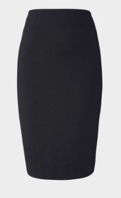 black miracle skirt