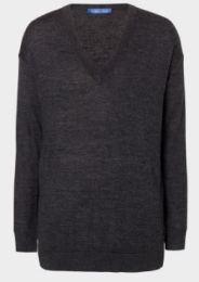 charcoal jumper