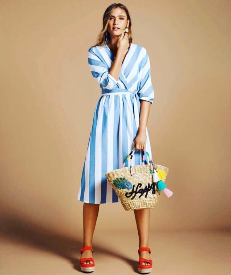 0812f08daa 12 STRIPED DRESSES UNDER £60 YOUR SUMMER WARDROBE NEEDS NOW