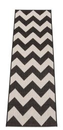 chevron rug very